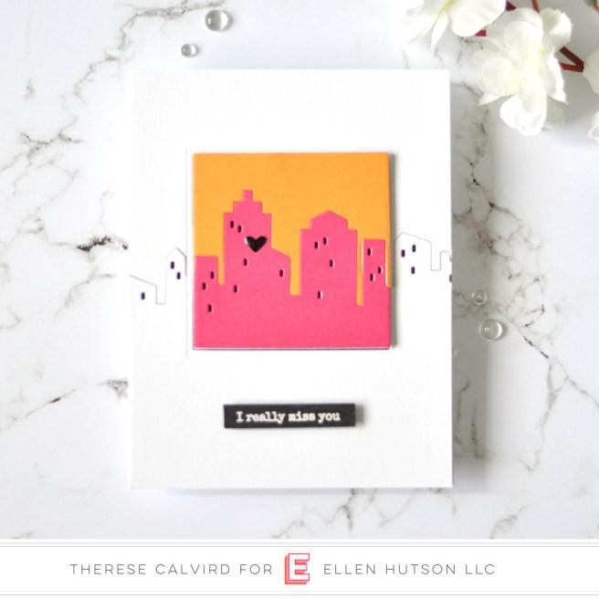 Lostinpaper - Ellen Hutson - Big City (card video) 1 copy
