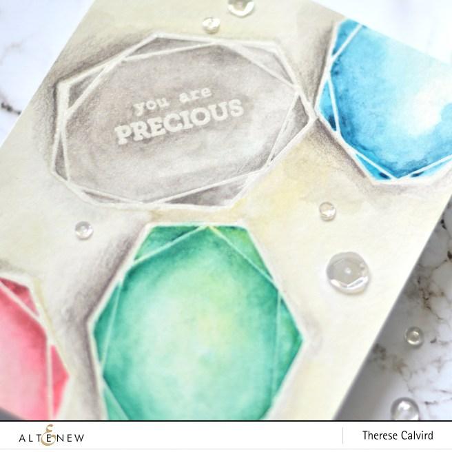 Altenew - Crystal Frames - Therese Calvird (card) 1 copy