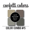 Color Combo #5