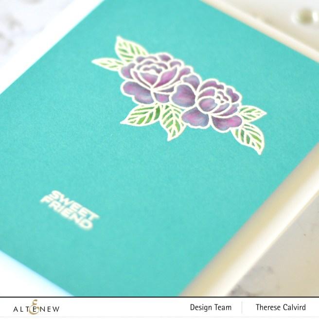 Altenew - Bold Bloom - Therese Calvird (card video) 1 copy
