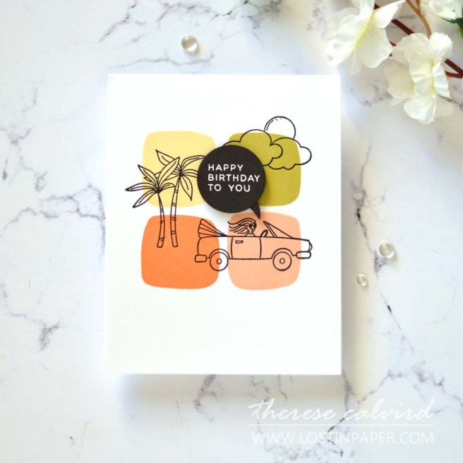 Lostinpaper - Ellen Hutson - Organic Elements - Good Day - Essential Circles - And Many More (card) (2)