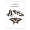 Dovetail Butterflies Die