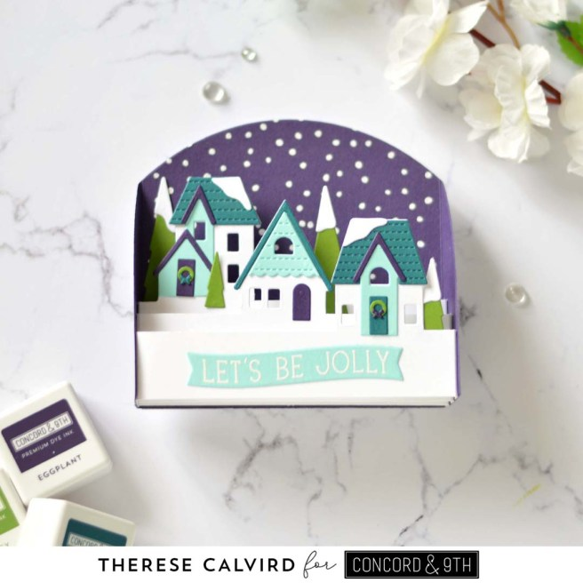 Lostinpaper - Concord & 9th - Home for the Holidays - Card Stacks Base (card video) copy