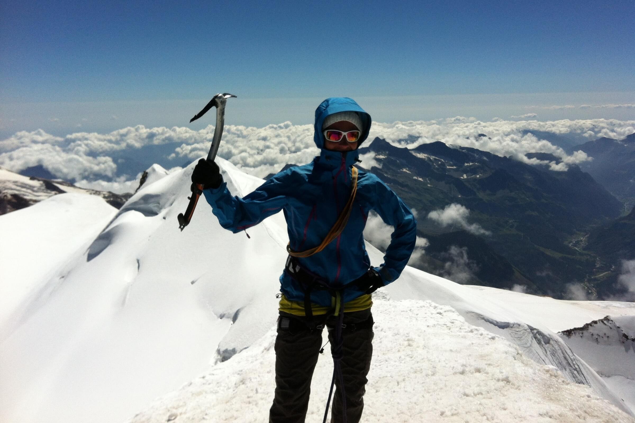 Meet Gabriela from Zermatt in the Meet the Locals series