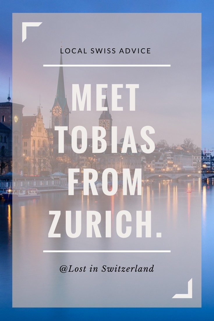 My friend Tobias grew up in Zurich and knows the place like the back of his hand. In my first episode of the Meet the Locals series, I turned to him for insider advice about Switzerland's biggest city.