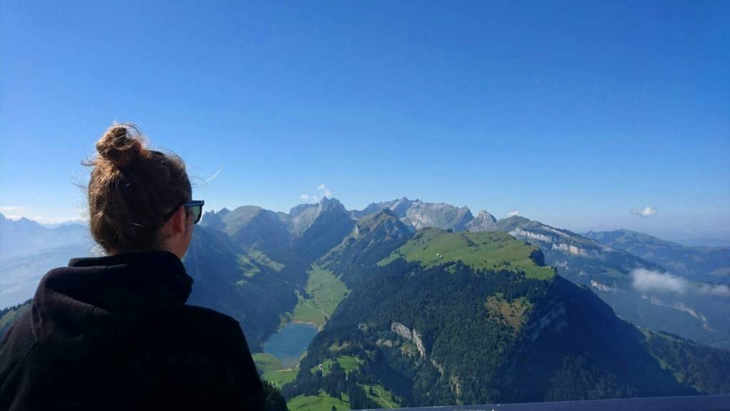 Don't leave Switzerland without having spent some time in the mountains