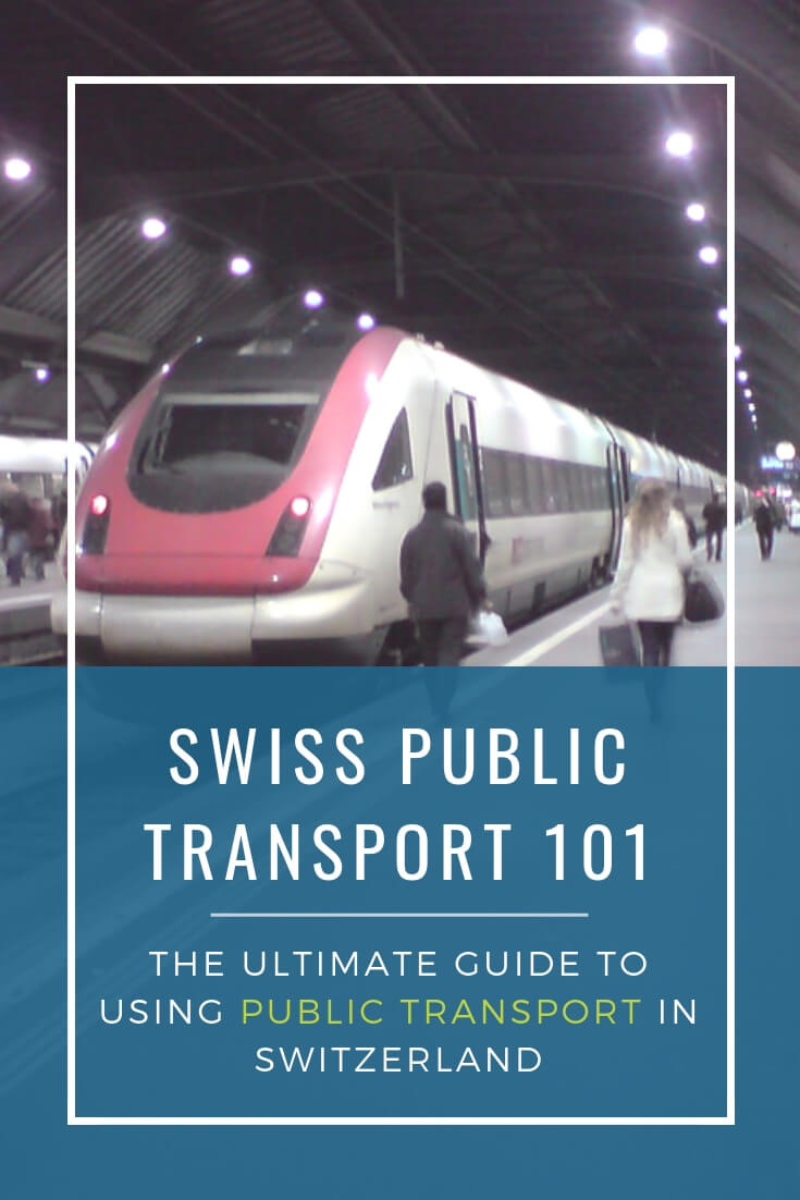 Public transport in Switzerland is efficient, punctual, and all over the place. This ultimate guide will help you figure out your way around the country.