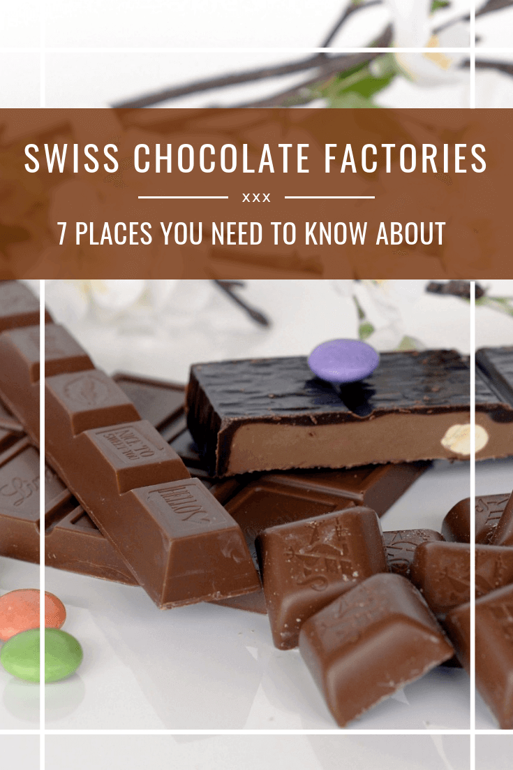 Swiss chocolate is creamy, delicious, versatile and famous all over the world. This post introduces you to some amazing places that you can visit for a sweet chocolate experience while you're in Switzerland.