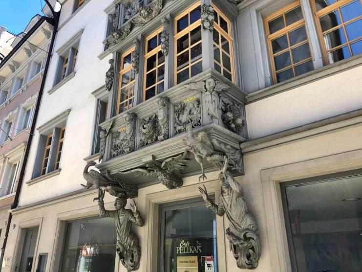 Bay Windows St. Gallen