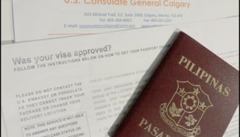 How To Apply For US Non-Immigrant Visa From Canada | Lost In