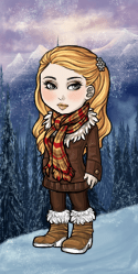 subeta winter lumineve holiday avatar outfit