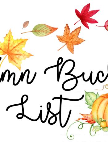autumn bucket list kansas city fall