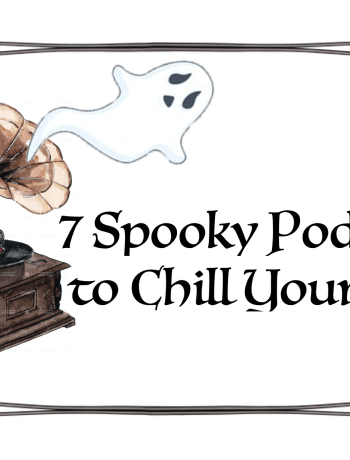 spooky podcasts scary halloween ghost stories