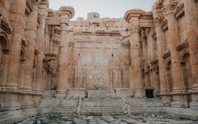Baalbek Best Places in Lebanon