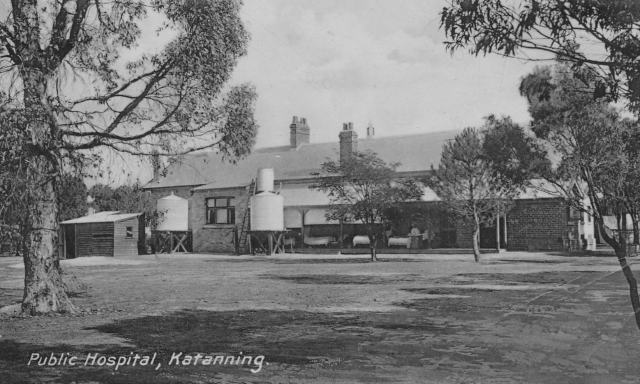 Dr Fredrick Maurice House first doctor in lost katanning