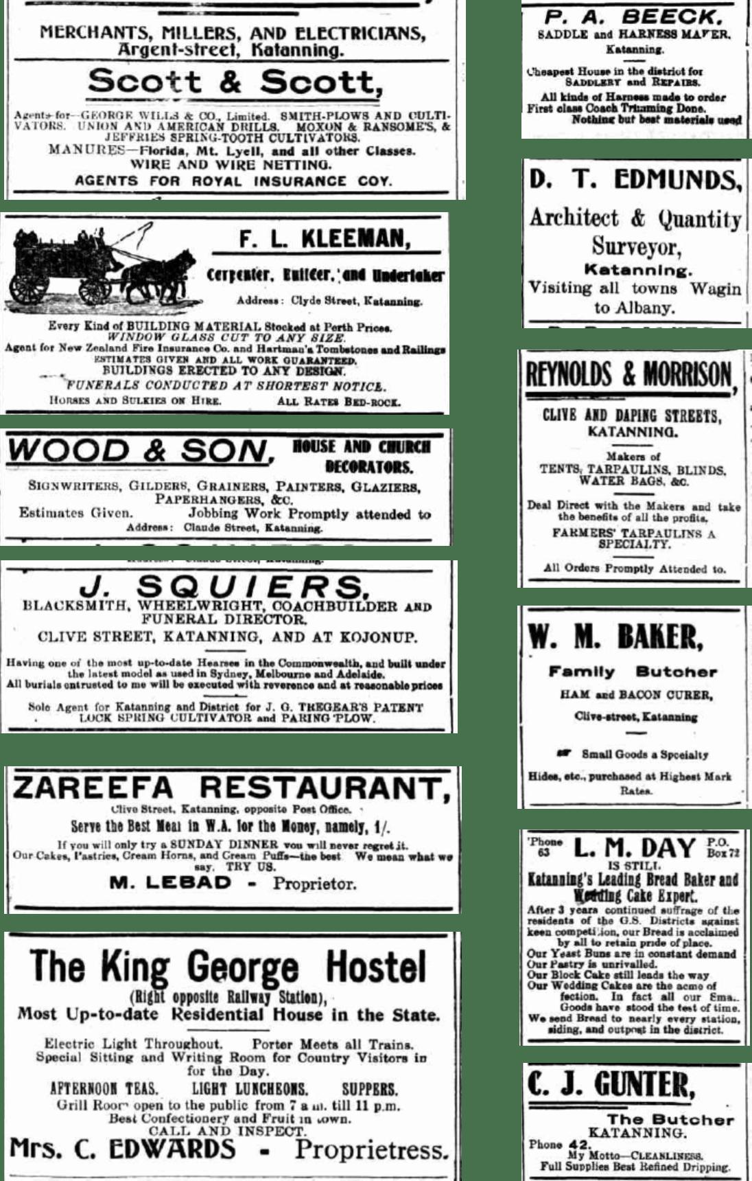 1918 GSH Adverts 2