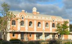 Katg Town Hall - Early Morning - 01-min