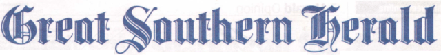 great southern herald