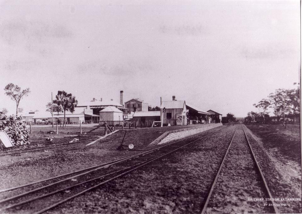 railways lost katanning