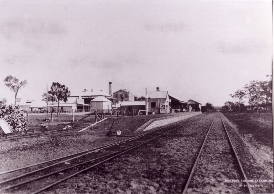 railways lost katanning