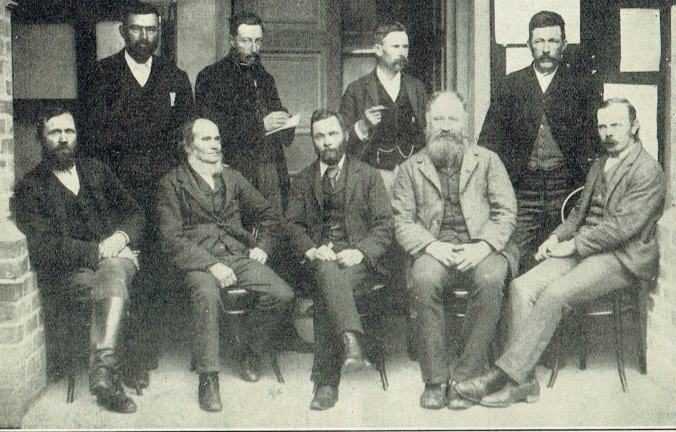 katanning road board members 1896 lost katanning history local government