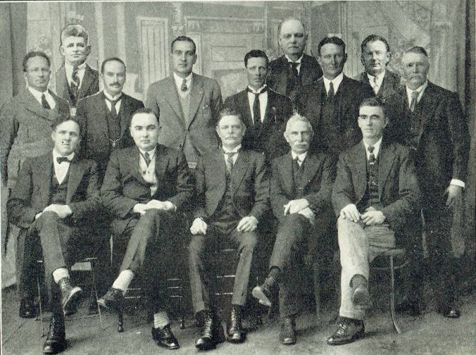 katanning road board members 1929 lost katanning history local government