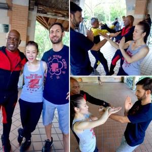 Jun Mo Wing Chun Instructor Training