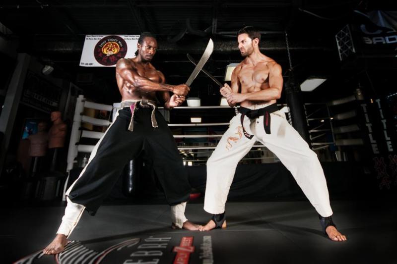 Lost Legacy MMA Stunt Team (11)