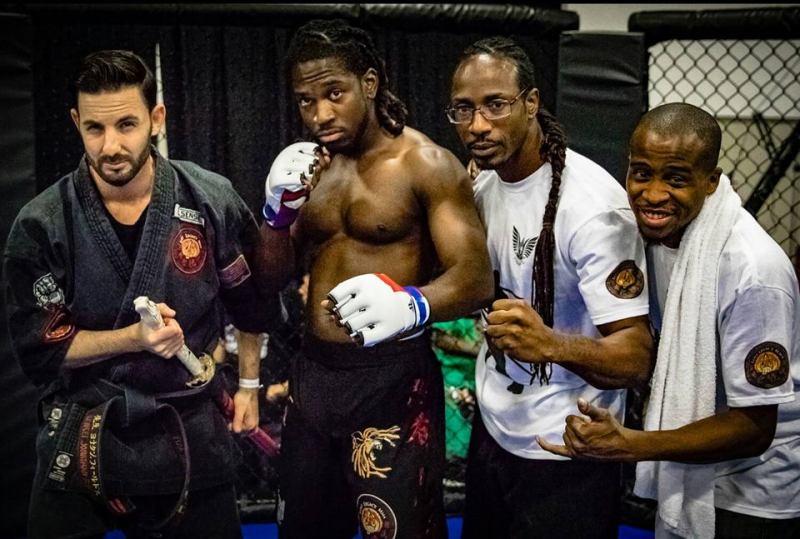 Lost Legacy MMA Stunt Team (16)