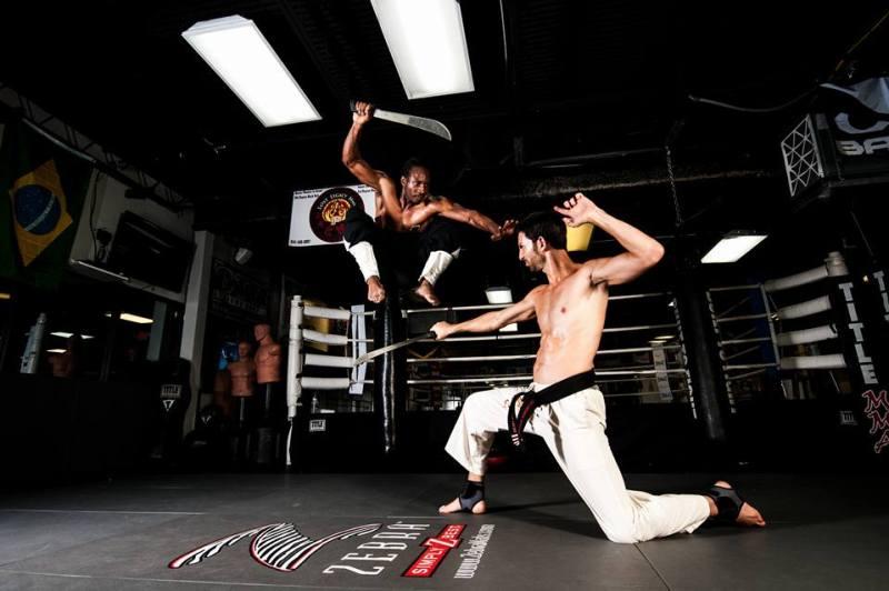 Lost Legacy MMA Stunt Team (19)