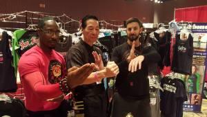 Ip Man Wing Chun Master Samuel Kwok