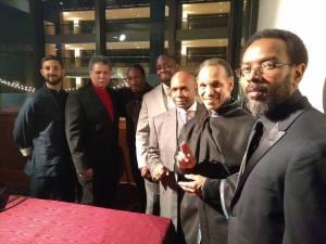 American Kung Fu Pioneer Carl Albright, Charles Reed, Legend Oso Tayari Casel, Hanshi Gregory Duncan