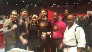 Producer James Wilson, Action Stars, Don Dragon Wilson, Cynthia Rothrock
