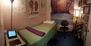 Coconut Creek Acupuncture Clinic Room