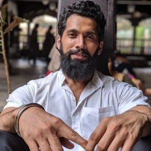 """Men who inspire me"" – Varun Pande  A Fitness Instructor, An Artist  "