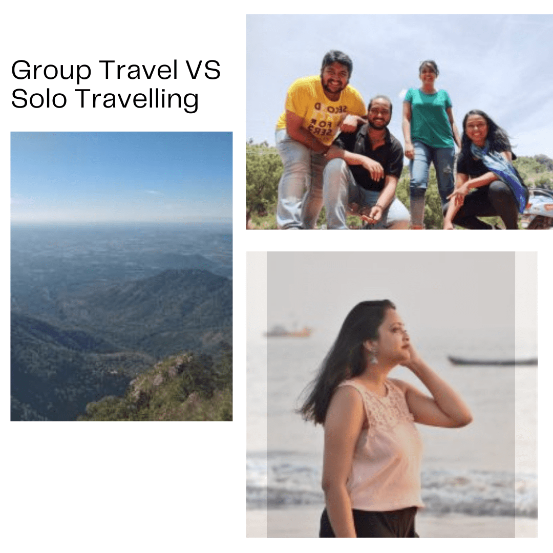 Group Travel VS Solo Travelling