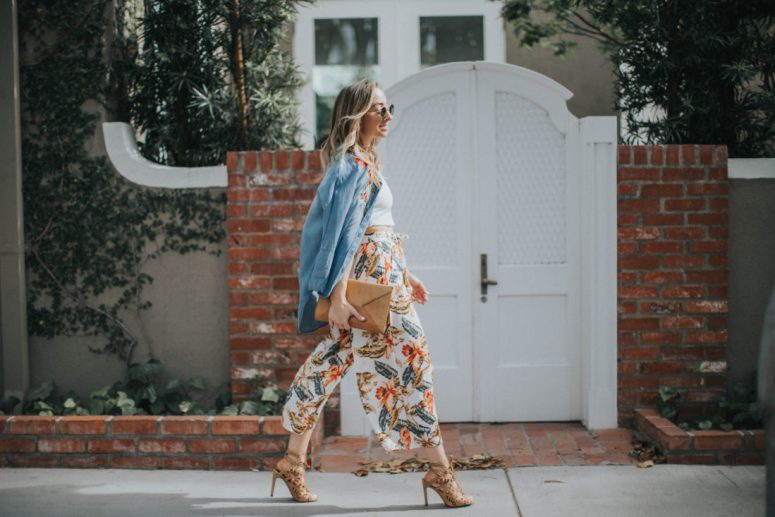 California style, casual hippie chic
