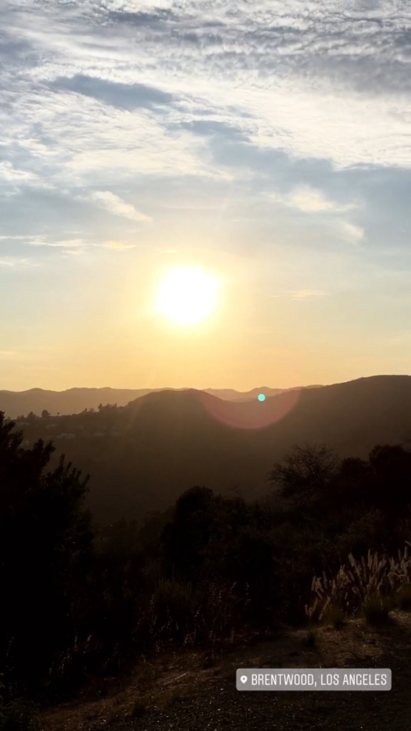 Brentwood Los Angeles Hike