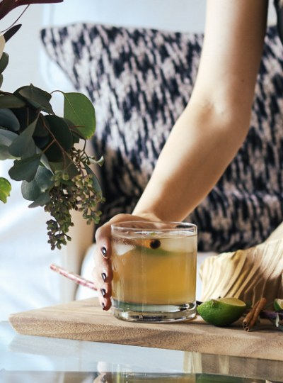 Easy Thanksgiving Cocktail Recipe