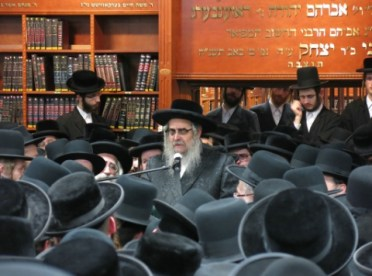 Satmar Rabbi