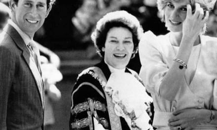 Joy Cummings – Australia's first female Lord Mayor