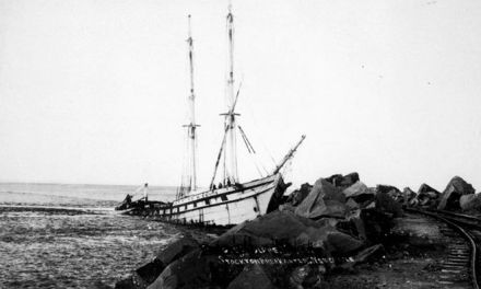 The Wreck of the Adolphe
