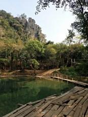 Thathek Loop, Laos