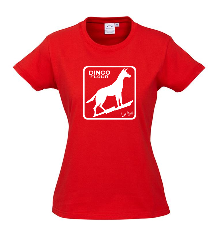 Dingo Flour Ladies T-shirt