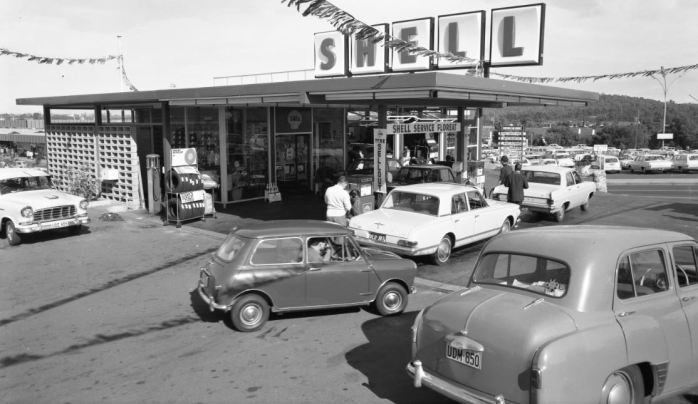 Shell Floreat 1967