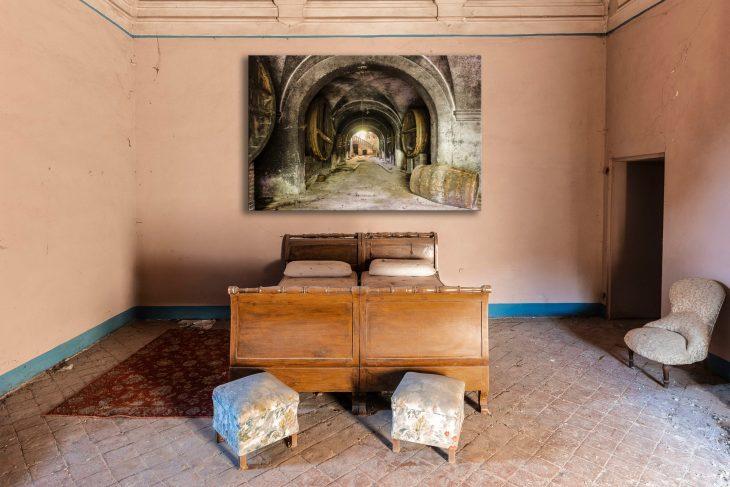 my big cellar of hope – wall