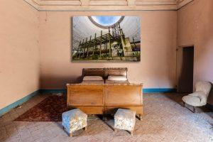 the work of igor kostin – wall
