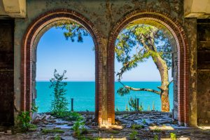 two arches of self discovery – picture