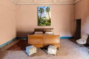 tropical palace – wall