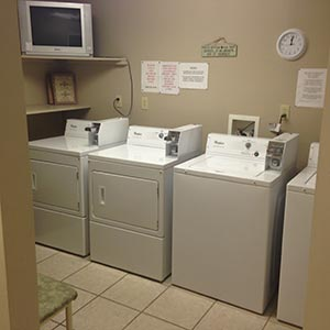 Image of Laundry Room at Benchmark Coach and RV Park